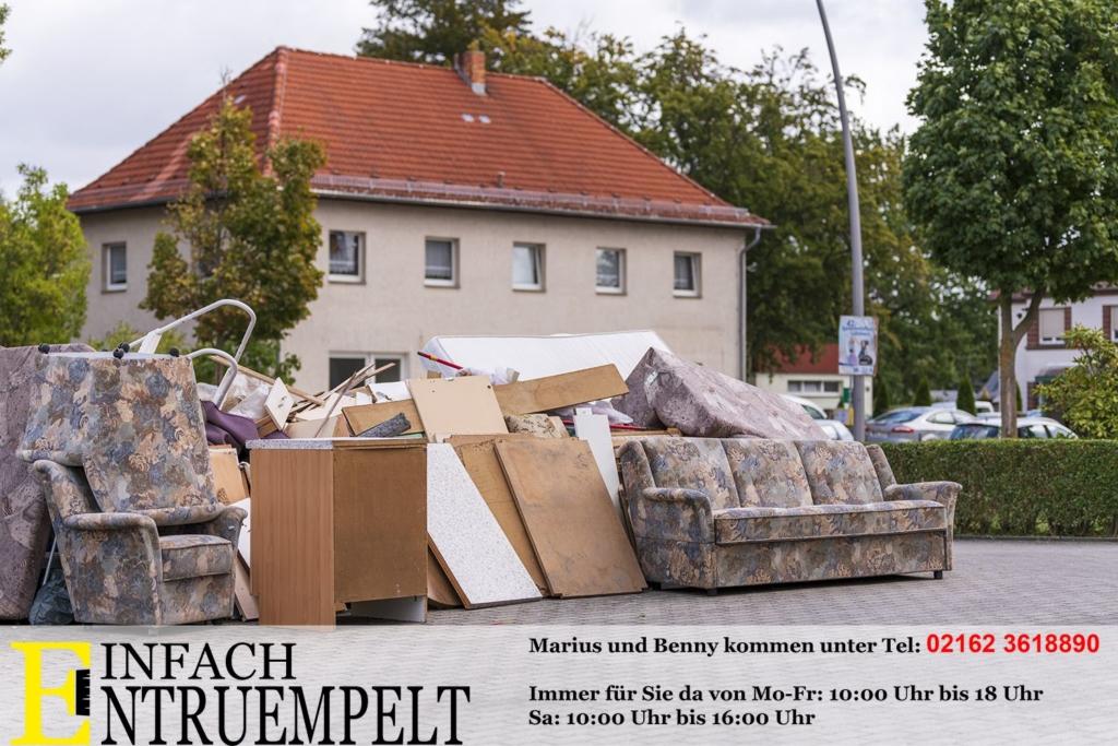 Entruempelung Moenchengladbach
