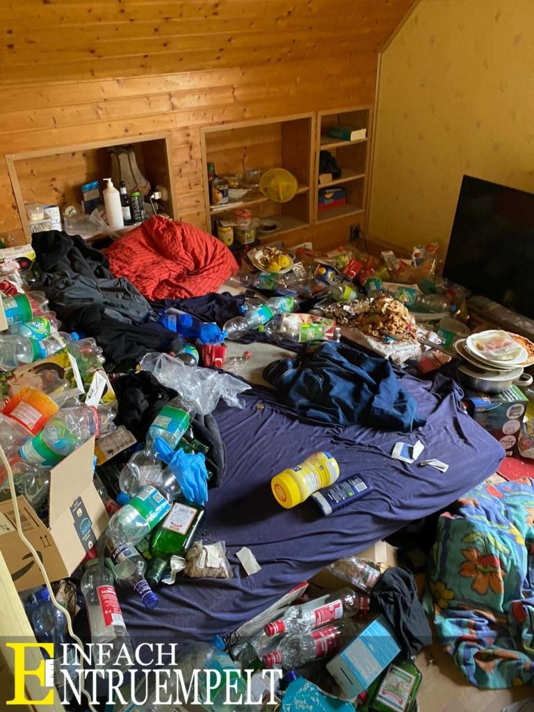 Messie Wohnung Entruempeln NRW