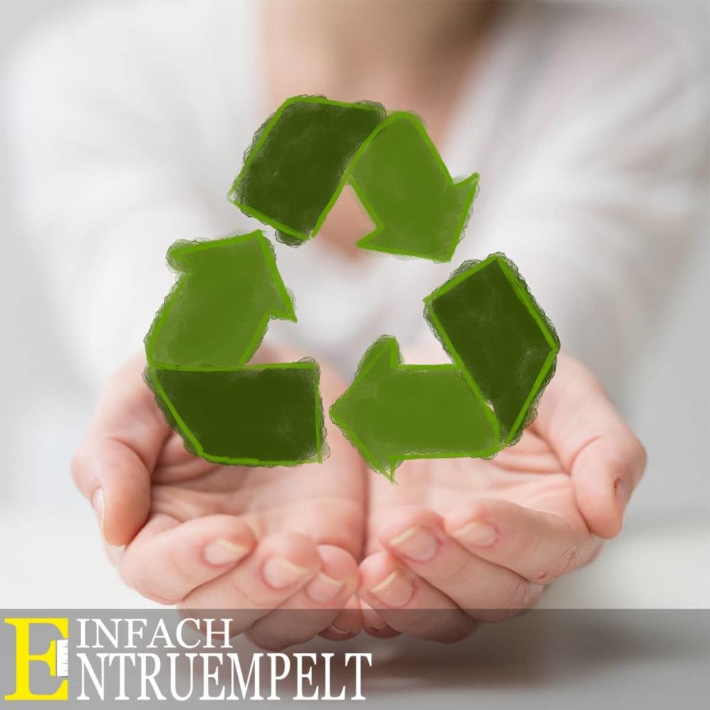 Umweltfreundliches Entrümpeln mit Einfach Entruempelt