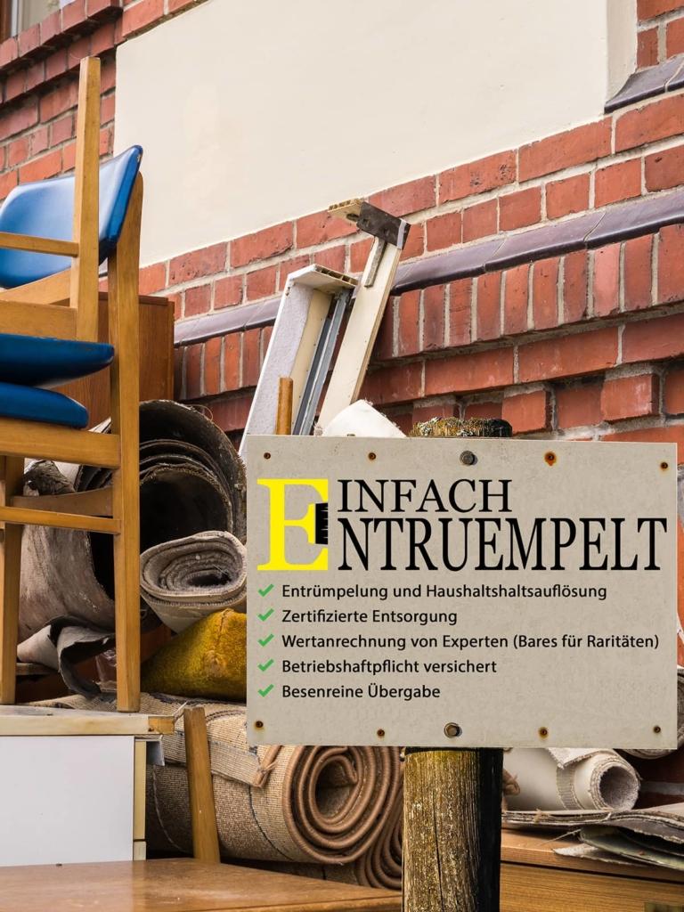 Entruempelung Krefeld Haushaltsaufloesung NRW
