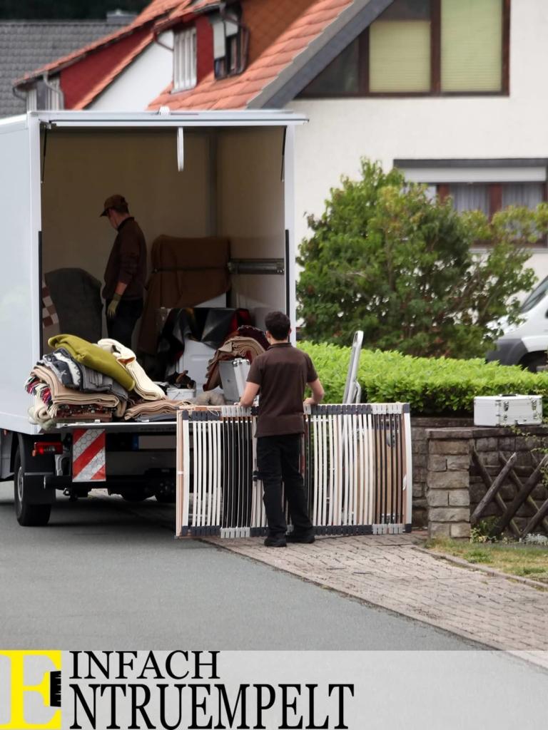 Senioren Umzuege NRW und Umland kostenlos