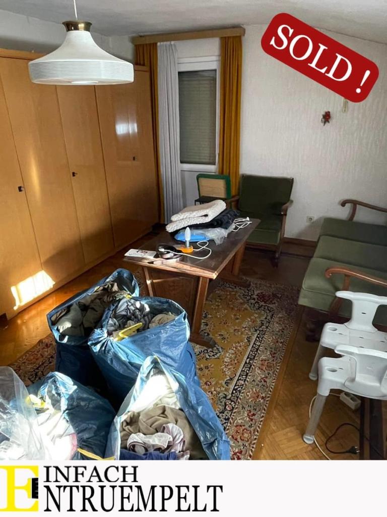 Wohnung leer raumen und bewerten